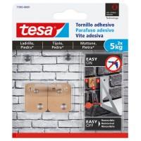 Tornillo adhesivo cuadrado hasta 5kg ladrillo/piedra TESA