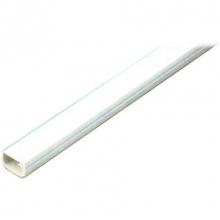 Canaleta adhesiva blanca 12x7mm 2m INOFIX