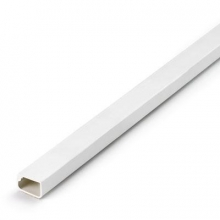 Canaleta adhesiva blanca 16x10mm 2m INOFIX