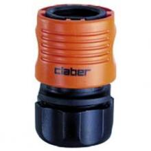 "Conector automatico 3/4"" CLABER"