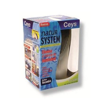 Bola absorve humedad hogar natur-system + recarga CEYS
