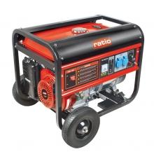 Grupo electrógeno gasolina RG-6500 RATIO