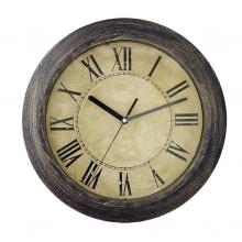 Reloj antique números romanos Ø29cm