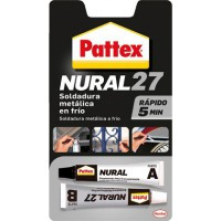 Nural 27 mediano metal rapido 22ml PATTEX