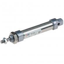 Cilindro mini doble efecto ISO6432 32x0160 CN METALWORK