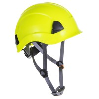 Casco barboquejo PS53YER amarillo PORTWEST