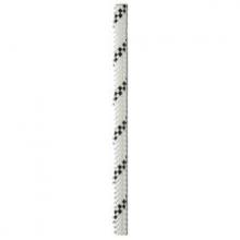 Cuerda Axis 11mm x 10m blanco 1 terminal cosido PETZL