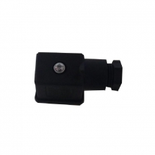 Conector electrico pequeño bobinas 22 mm METALWORK
