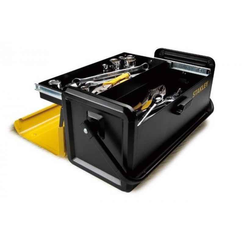 Caja herramientas metalica 480mm 1 cajon deslizante - Caja herramientas stanley ...