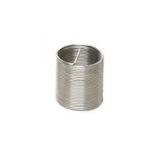 Filete inserto V-Coil M3 paso50-1,0d=3mm largo VOLKEL