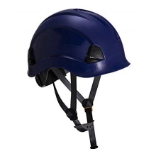 Casco barboquejo PS53RBR Azul PORTWEST