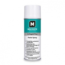 Grasa G-Rapid Plus spray 400ml lubricante larga duración MOLYKOTE