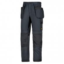 Pantalon AllroundWork 6301-5858 gris acero SNICKERS