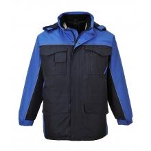 Parka bicolor RS marino/azulina T PORTWEST