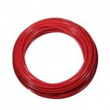 Tubo tecalan PA11   6 x 8 rojo  v/mt METALWORK