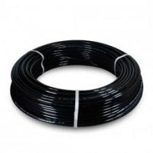 Tubo poliuretano PU98 LONGLIFE  6x8 negro METALWORK