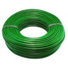 Tubo poliuretano PU98 LONGLIFE  6x8 verde METALWORK