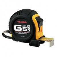 Flexometro G-Lock 5m 25mm TAJIMA