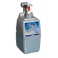 Lavamanos crema linea blanca t-box 5L dispensador extrafluid NETTUNO
