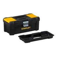 Caja herramientas plastico cierre metal 400mm STANLEY