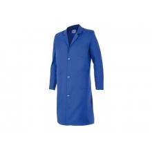 Camisa m/larga 2 bolsillos t-40 azulina VESIN