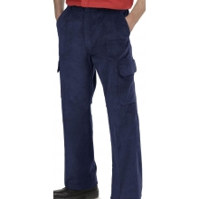 Pantalon algodon azul marino 500 T-40 VESIN