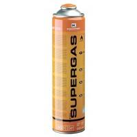 Botella gas butano/propano SUPERGAS 336gr 600ml Kemper DESA