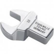 Herramienta acoplable 9x12mm de boca fija 16mm STAHLWILLE