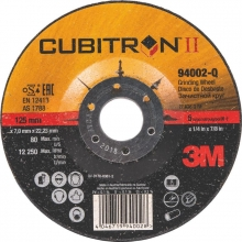 Disco desbaste Cubitron II 115x7mm 94003Q (5 unidades) 3M