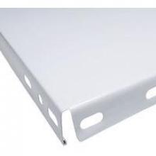 Panel ranurado blanco 700x300mm