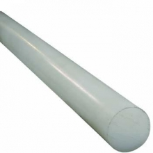 Barra nylon redonda 25mmx1m