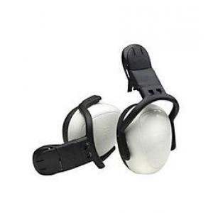 Protector auditivo blanco para casco alta atenuación MSA