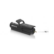 Bomba oleo-neumatica pedal s/efecto NS-1 700bar 500cc MEGA