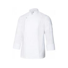 Chaqueta cocinera con tejido transpirable 405204 7 blanco VELILLA