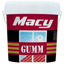 Pintura impermeabilizante Macygumm 15l transparente MACY