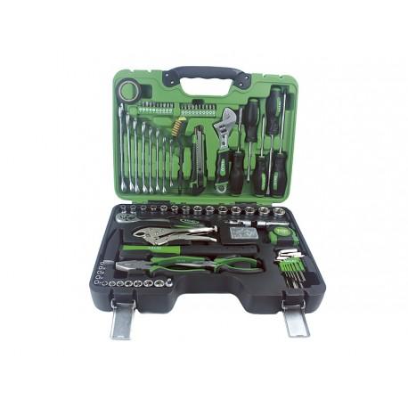 Maleta con herramientas 82pzs SALKI