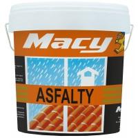Pintura impermeabilizante Asfalty Fibra 4l MACY