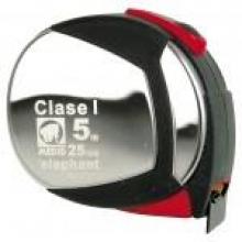 Flexometro clase I 19mm 3m MEDID