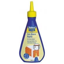 Cola blanca para madera Unifix rápida 250g QUILOSA