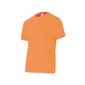 Camiseta manga corta 5010-16 naranja VELILLA