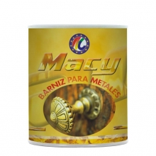 Barniz metales 0,75 litros antioxidante MACY