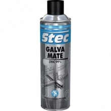 Spray galvanizado mate STEC 500ml KRAFFT
