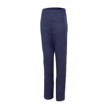 Pantalon pijama sin cremallera 333-1 azul marino VELILLA