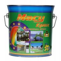 "Pintura suelos MACY-EPOX rojo ""A+B"" 4 litros MACY"