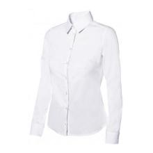 Camisa stretch mujer 405002-7 blanca VELILLA