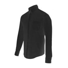 Camisa stretch hombre 405003-0 negra VELILLA
