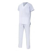 Conjunto pijama 800-7 blanco VELILLA