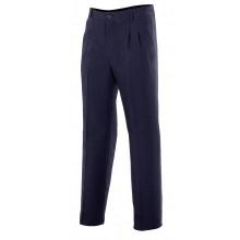 Pantalón sala hombre 301-1 azul marino VELILLA