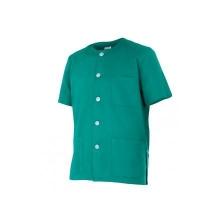 Chaqueta pijama manga corta 599-2 verde VELILLA