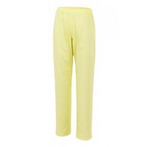 Pantalon pijama sin cremallera 333-43 amarillo claro VELILLA